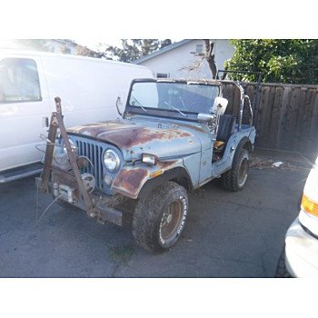1972 Jeep CJ-5 for sale 101207036