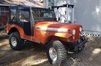 1972 Jeep CJ-5 for sale 101327369