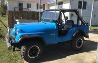1972 Jeep CJ-5 for sale 101395753