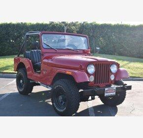1972 Jeep CJ-5 for sale 101404410