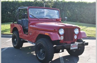 1972 Jeep CJ-5 for sale 101404410