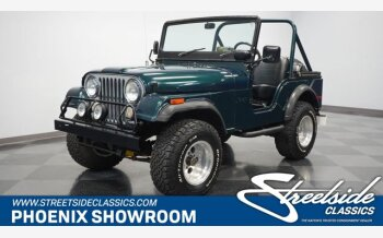 1972 Jeep CJ-5 for sale 101408019