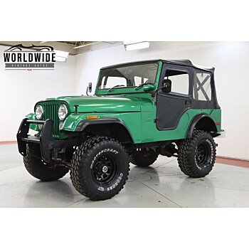 1972 Jeep CJ-5 for sale 101411971