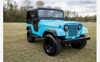 1972 Jeep CJ-5 for sale 101492866