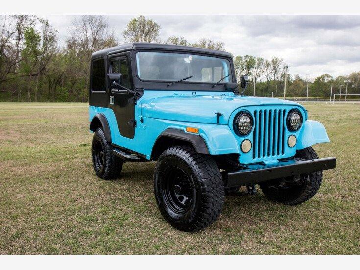 1972 Jeep CJ-5 for sale 101492866