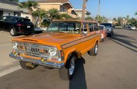 1972 Jeep Wagoneer Limited for sale 101267505