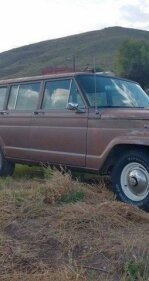 1972 Jeep Wagoneer Limited for sale 101419393