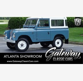 1972 Land Rover Other Land Rover Models for sale 101358412