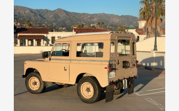 1972 Land Rover Series III for sale 101291396