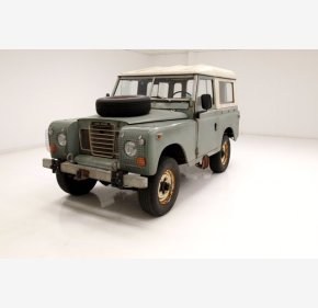 1972 Land Rover Series III for sale 101407853