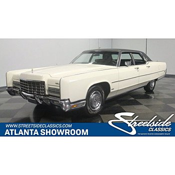 1972 Lincoln Continental for sale 101042609