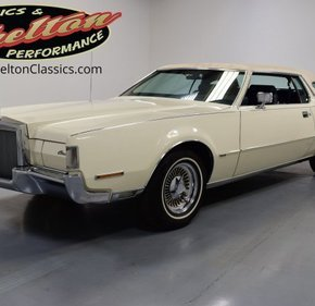 1972 Lincoln Continental for sale 101061593