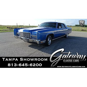 1972 Lincoln Continental for sale 101135195