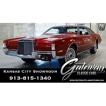 1972 Lincoln Continental for sale 101202749