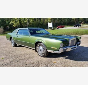 1972 Lincoln Continental for sale 101356212