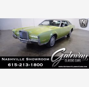 1972 Lincoln Continental for sale 101358405