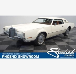 1972 Lincoln Continental for sale 101361488