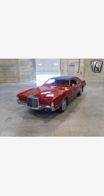 1972 Lincoln Continental for sale 101457050