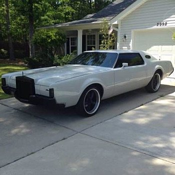 1972 Lincoln Continental for sale 101536119
