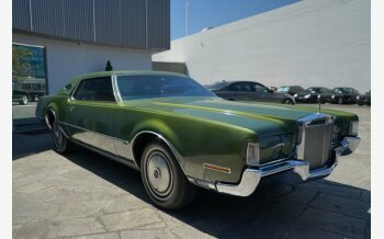 1972 Lincoln Continental for sale 101556803