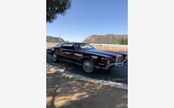 1972 Lincoln Continental Executive for sale 101606813