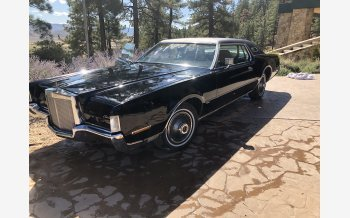 1972 Lincoln Mark IV for sale 101214119