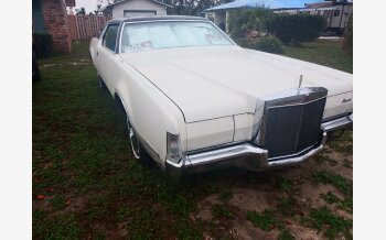 1972 Lincoln Mark IV for sale 101230044