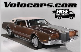 1972 Lincoln Mark IV for sale 101330706