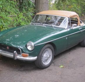 1972 MG MGB for sale 100765095