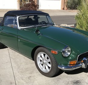 1972 MG MGB for sale 101052531