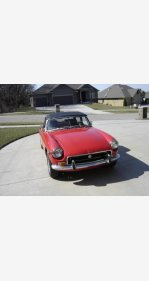 1972 MG MGB for sale 101114526