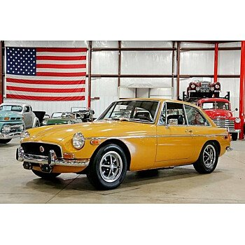 1972 MG MGB for sale 101191036