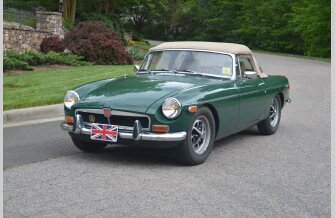 1972 MG MGB for sale 101522173