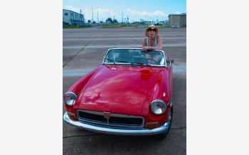 1972 MG MGB for sale 101528913