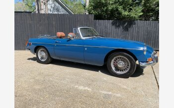 1972 MG MGB for sale 101551903