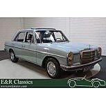 1972 Mercedes-Benz 220D for sale 101611091