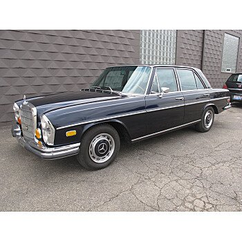 1972 Mercedes-Benz 280SE4.5 for sale 101098325
