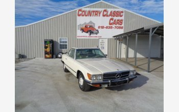 1972 Mercedes-Benz 350SL for sale 101067407