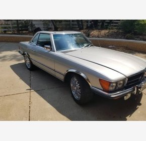 1972 Mercedes-Benz 350SL for sale 101014642