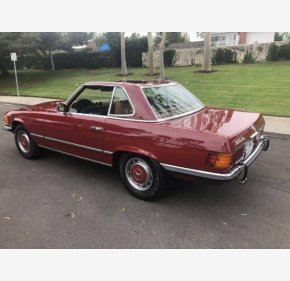 1972 Mercedes-Benz 350SL for sale 101316593