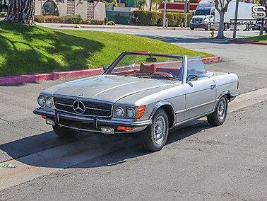 1972 Mercedes-Benz 350SL for sale 101434398