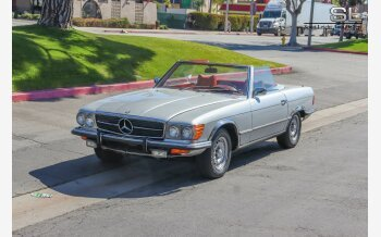 1972 Mercedes-Benz 350SL for sale 101434398