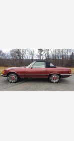 1972 Mercedes-Benz 450SL for sale 100988382