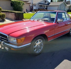 1972 Mercedes-Benz 450SL for sale 101093065