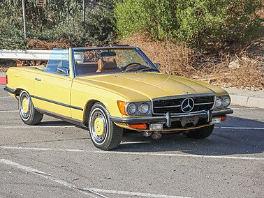 1972 Mercedes-Benz 450SL for sale 101233509