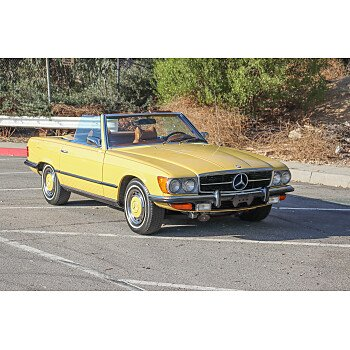 1972 Mercedes-Benz 450SL for sale 101233509