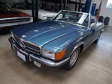 1972 Mercedes-Benz 450SL for sale 101335598
