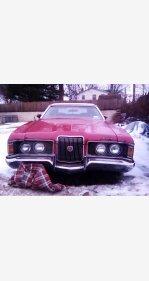 1972 Mercury Cougar XR7 for sale 100956207