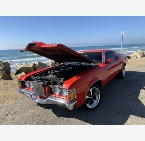 1972 Mercury Cougar Coupe for sale 101344379