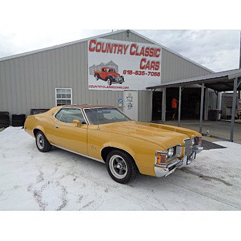 1972 Mercury Cougar for sale 101358154
